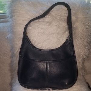 Vintage (Made in U.S.) Coach hobo bag